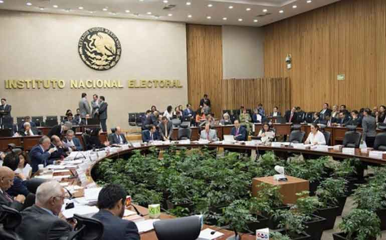 partidos-no-reportaron-228-mdp-en-campanas-para-gubernaturas-ine