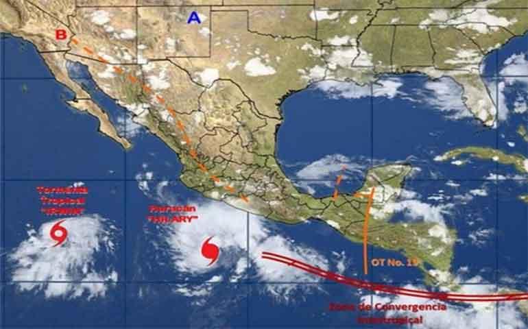 se-forma-el-huracan-hilary-frente-costa-de-manzanillo