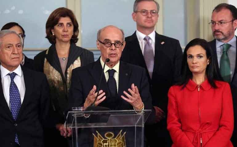 cancilleres-de-america-latina-acuerdan-venezuela-ya-no-es-una-democracia
