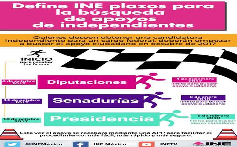 independientes-recabaran-firmas-para-candidaturas-en-octubre