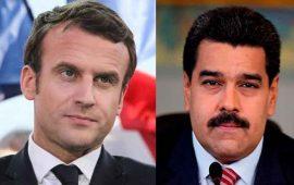 presidente-de-francia-tacha-de-dictadura-al-gobierno-de-maduro