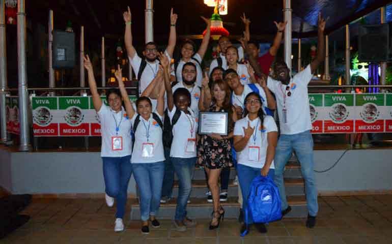 se-realizo-el-congreso-delfin-2017-por-una-cultura-cientifica-en-riviera-nayarit