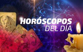 HOROSCOPOS DEL DIA