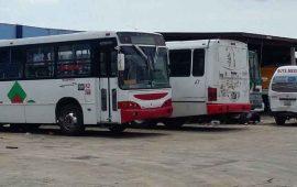 transporte-publico-de-tepic-hacen-paro-de-labores