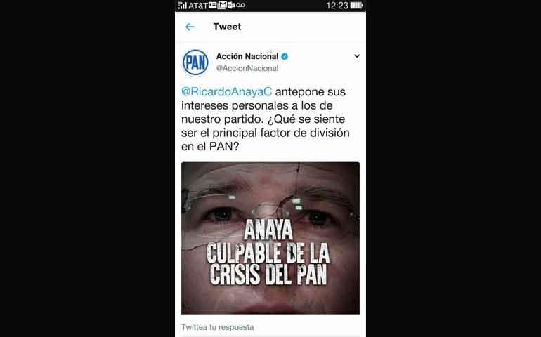 hackean-cuenta-de-twitter-del-pan-exigen-renuncia-de-ricardo-anaya