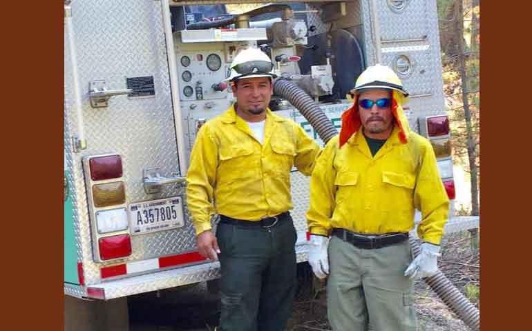 refuerza-conafor-capacidades-de-combatientes-de-incendios-forestales-de-nayarit