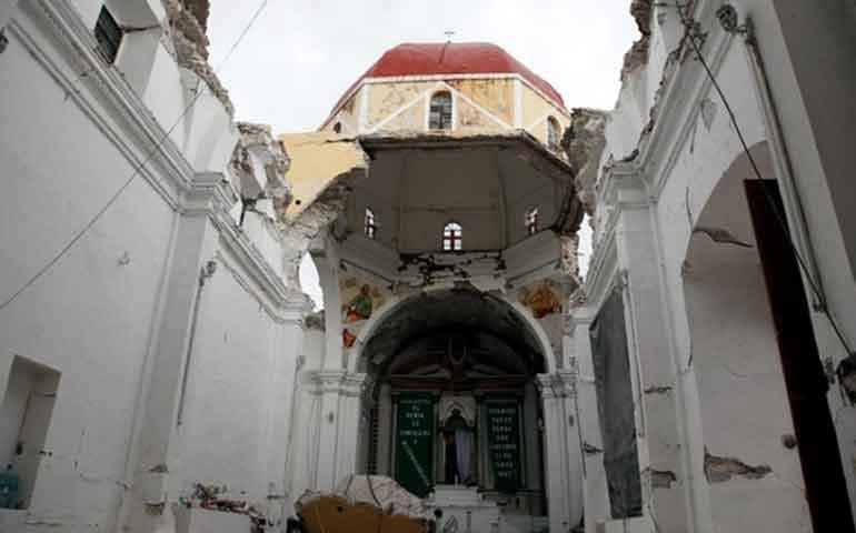 sismos-afectaron-a-996-templos-en-19-diocesis-del-pais