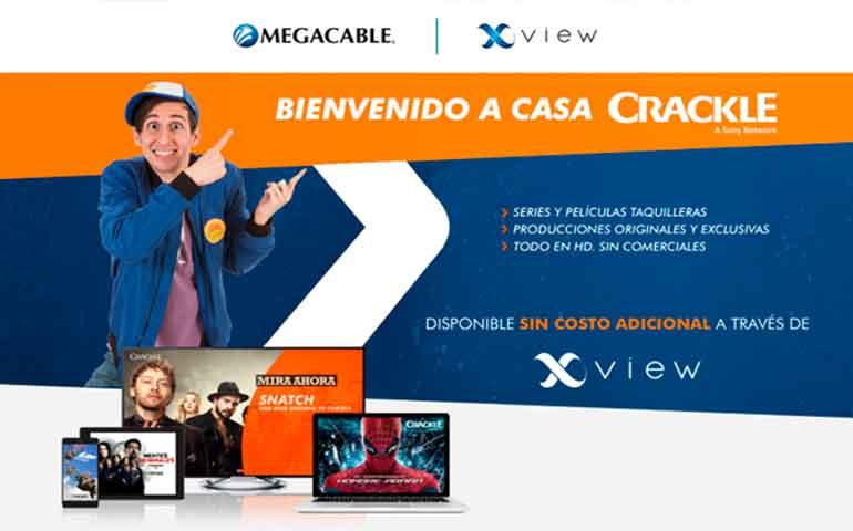megacable-y-crackle-anuncian-alianza-a-traves-de-xview
