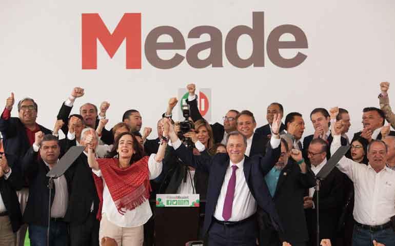 meade-registra-candidatura-presidencial-ante-ine