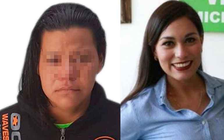 detienen-a-una-mujer-por-el-asesinato-de-candidata-del-pvem-en-michoacan