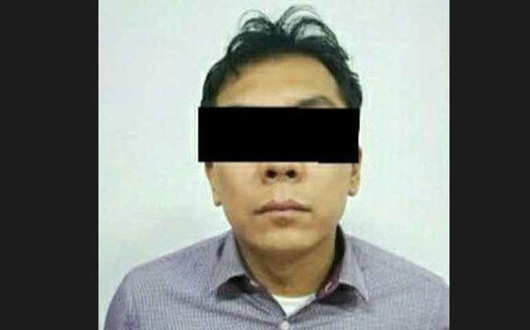 detienen-en-oaxaca-a-medico-acusado-de-negligencia-protesta-gremio