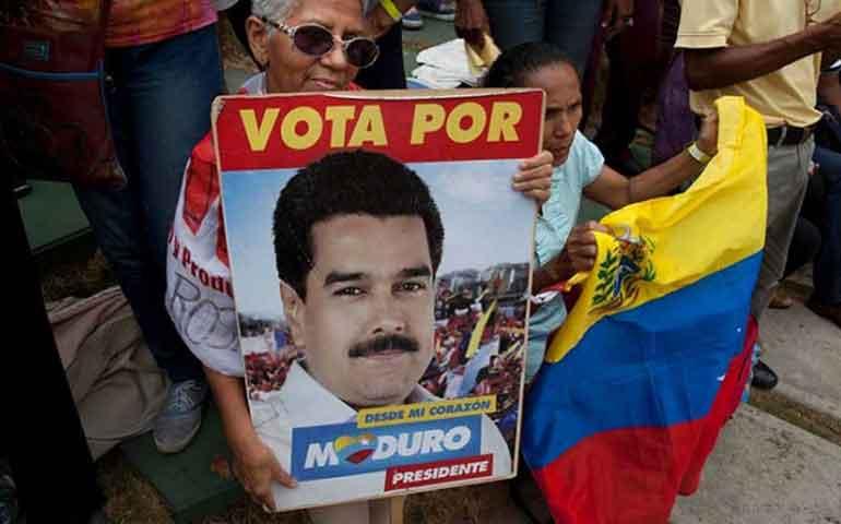maduro-y-otros-4-candidatos-abren-campana-presidencial-en-venezuela