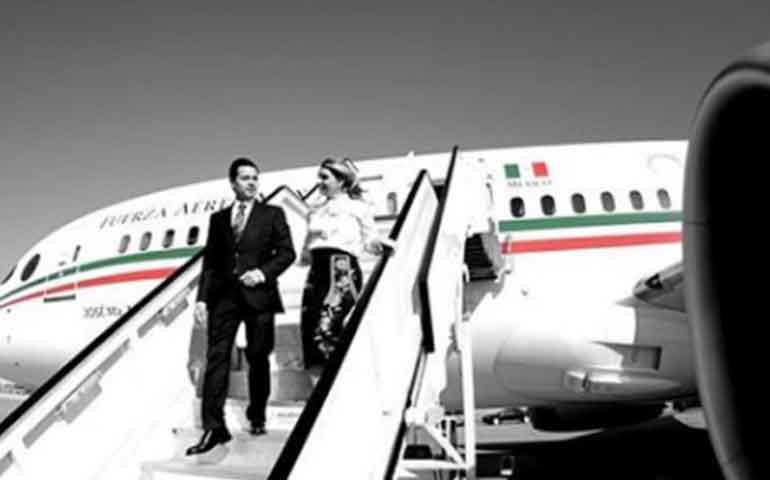no-es-de-amlo-ni-mio-el-avion-presidencial-pena-a-usuario-de-instagram