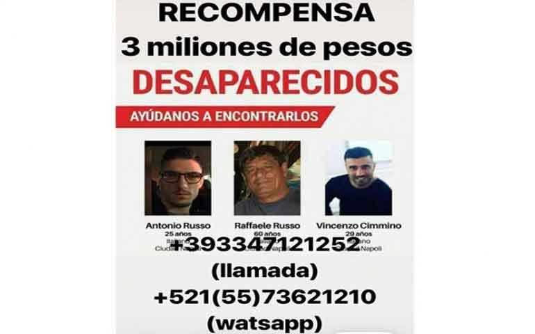 familiares-de-italianos-desaparecidos-ofrecen-3-mdp-para-encontrarlos