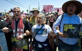 en-california-acampan-y-marchan-contra-politica-migratoria