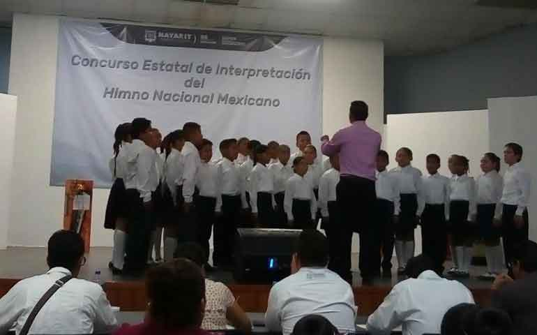 realiza-sepen-concurso-de-interpretacion-del-himno-nacional
