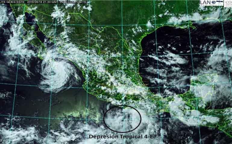 se-forma-la-depresion-tropical-4-e-frente-a-guerrero