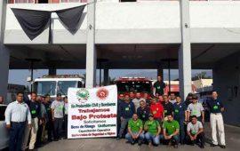 trabajadores-del-sutsem-trabajan-bajo-protesta