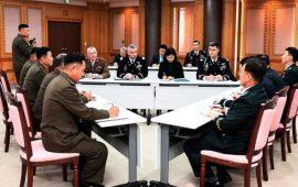acuerdan-coreas-retirar-armas-y-efectivos-de-zona-fronteriza