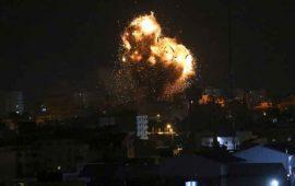 israel-bombardea-cadena-de-television-de-hamas-en-gaza